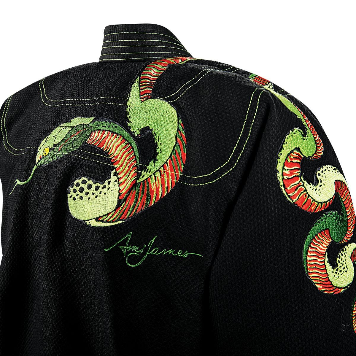 Century Martial Arts Ami James Limited Series Snake
