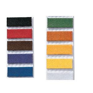 Iron On Rank Belt Stripe Patch