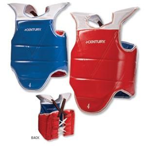Century Solid Reversible Taekwondo Vest