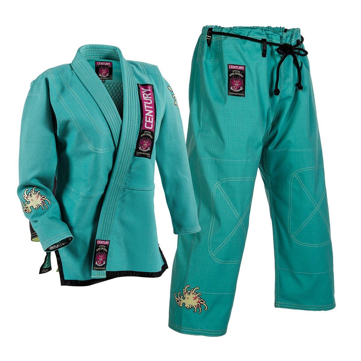 Century Martial Arts Ami James Koi Design Brazilian Jiu Jitsu Gi Uniform