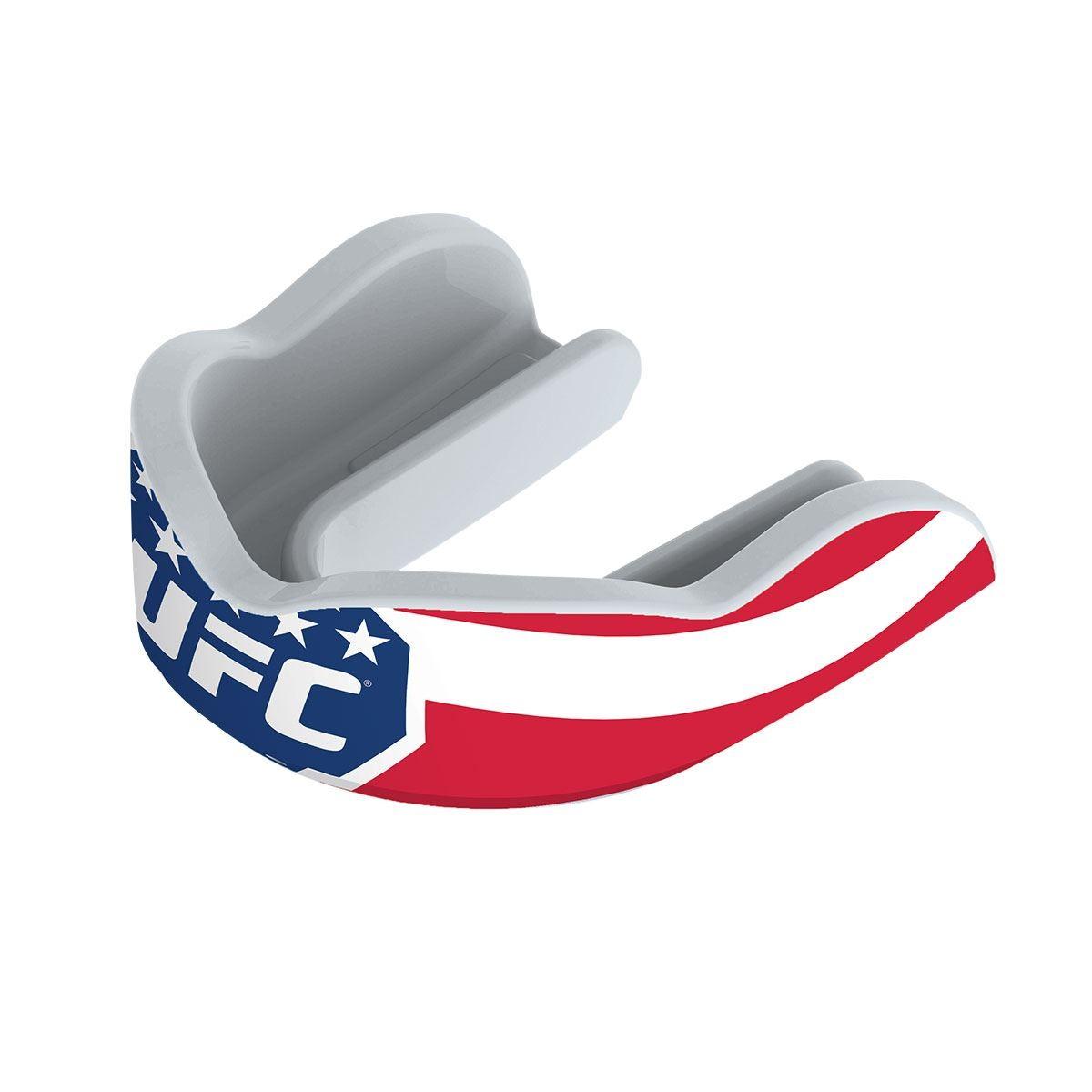 UFC Prospect Mouthguard USA Flag Color
