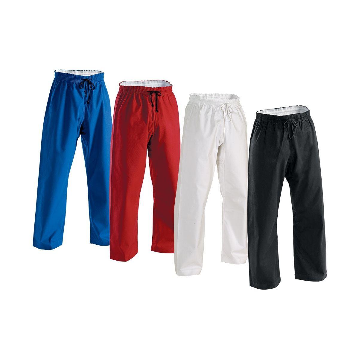 8 oz. Brushed Cotton Elastic-Waist Pant