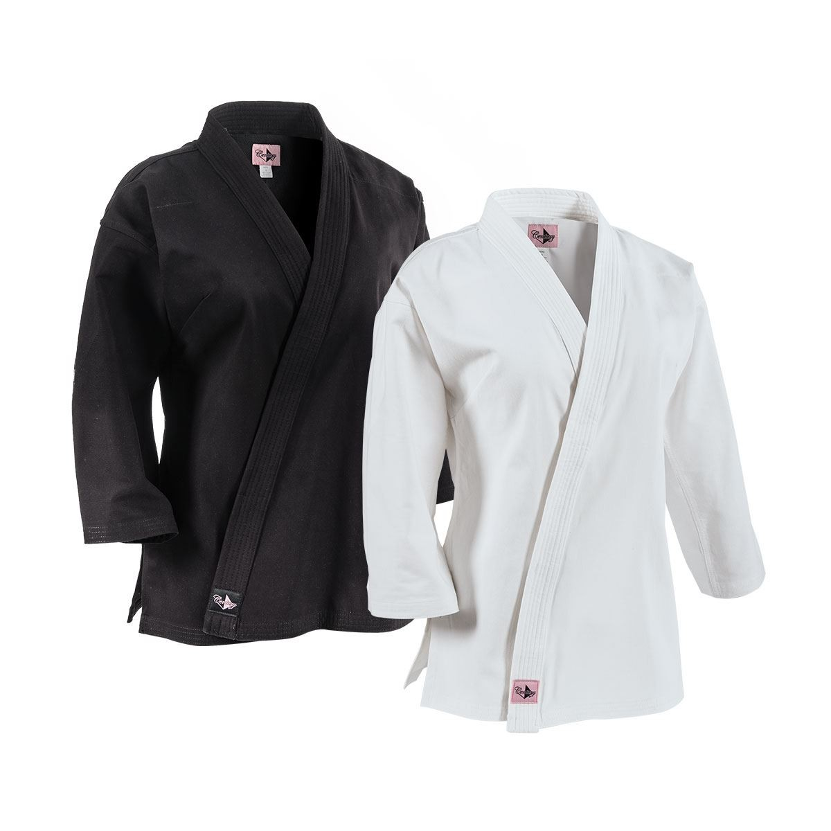 Women's 8 oz. Standard Length Traditional Karate Jacket