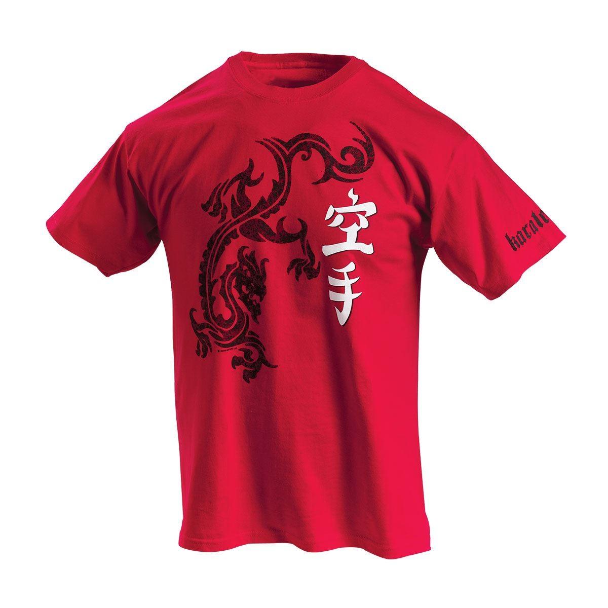 Martial Arts Karate Kanji T-Shirt