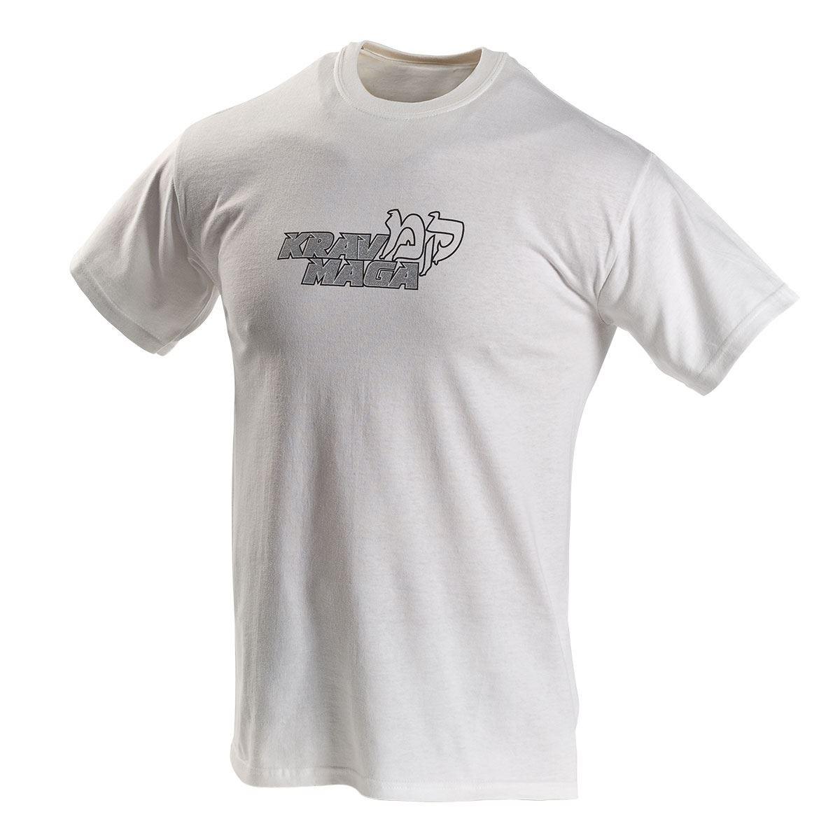 Krav Maga Front Chest Symbol T-Shirt