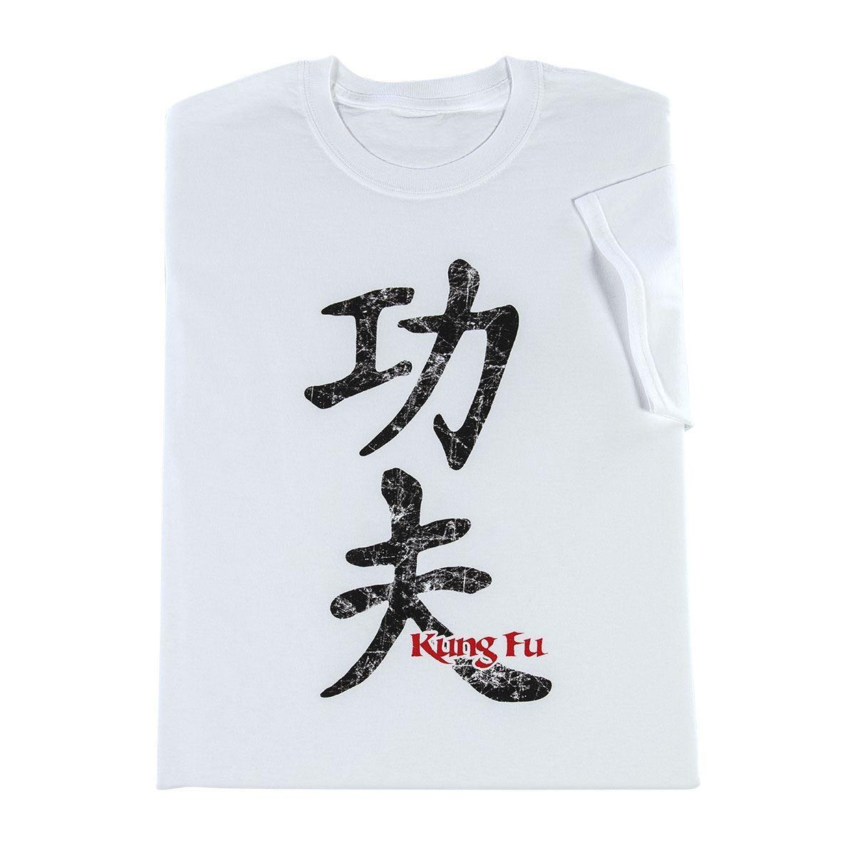 Century Martial Arts Kung Fu Kanji T-Shirt