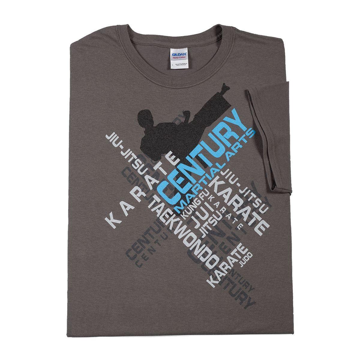 Century Martial Arts Multi-Discipline T-Shirt