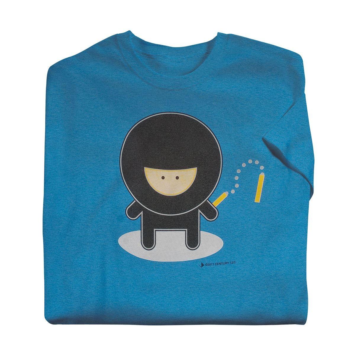 Century Martial Arts Ninja Boy Nunchaku 2 T-Shirt