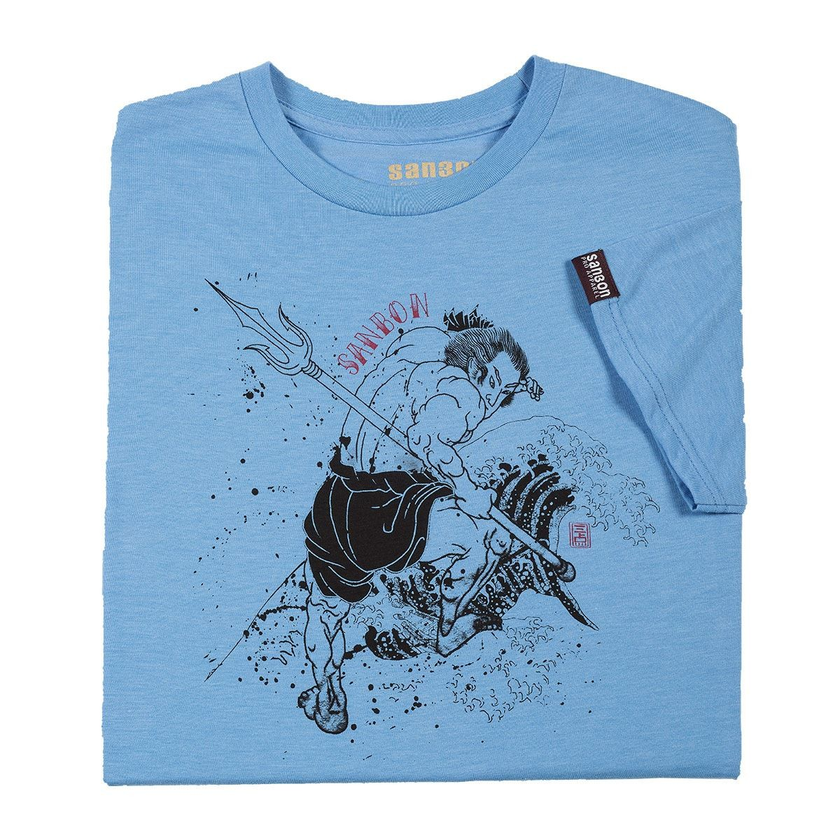 Sanbon Poseidon T-Shirt