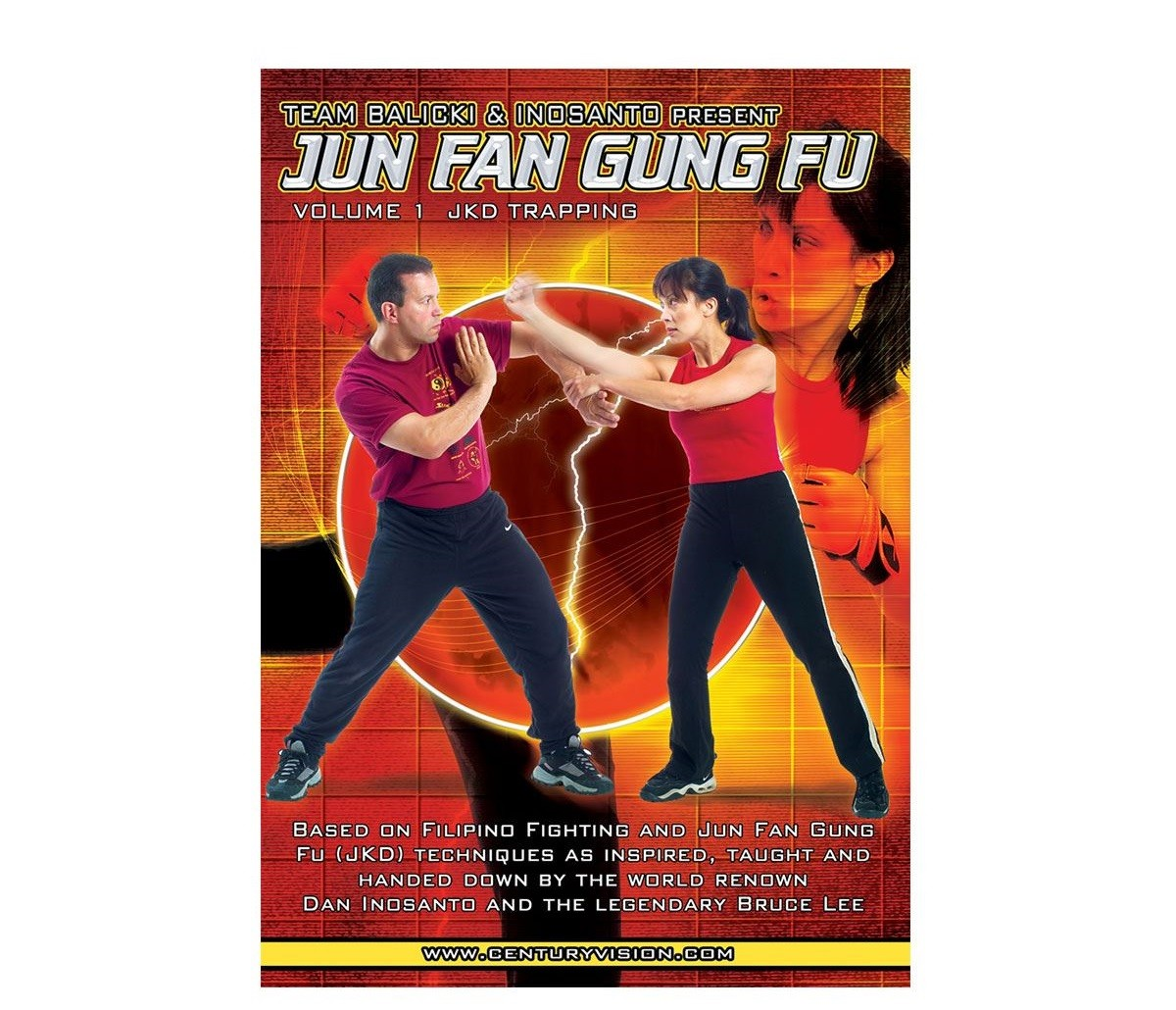 Ron Balicki and Diana Inosanto: Jun Fan Gung Fu