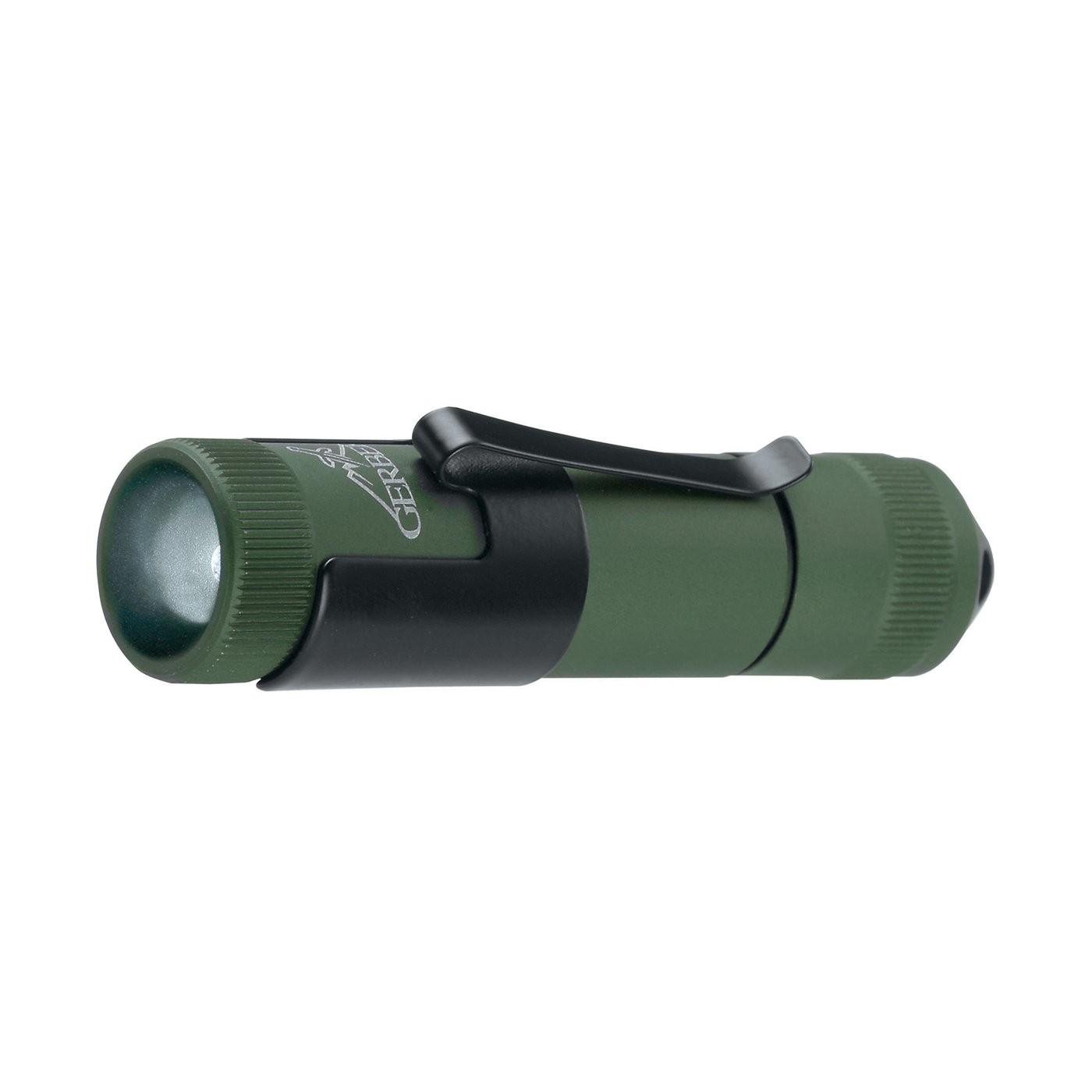 Gerber Infinity Ultra Task Light White LED W/ Green Body