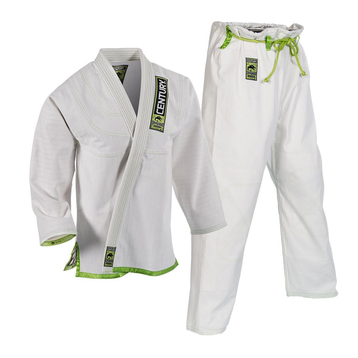 Century Martial Arts Caiman Brazilian Jiu Jitsu Gi Uniform