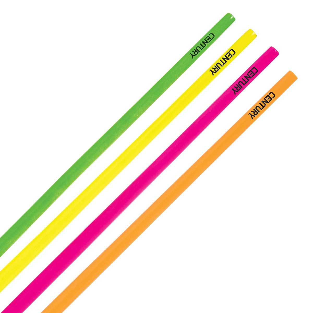 Century Martial Arts Youth Neon Tapered Competition Bo Staff