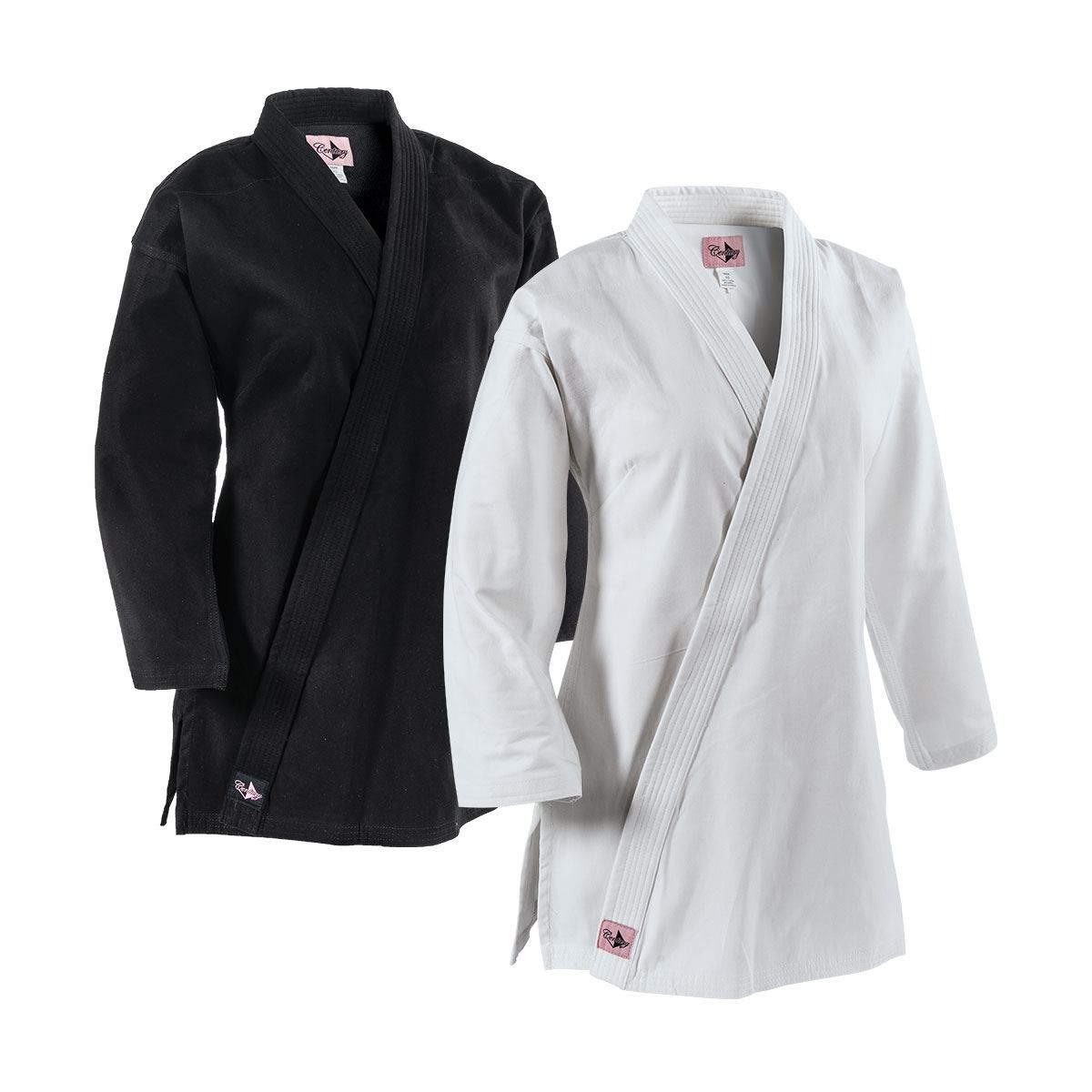 10 oz. Womens Extended Length Traditional Karate Jacket