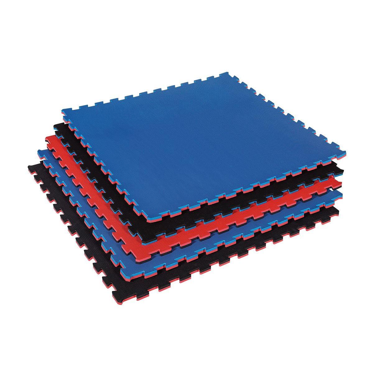 Reversible Puzzle Mat