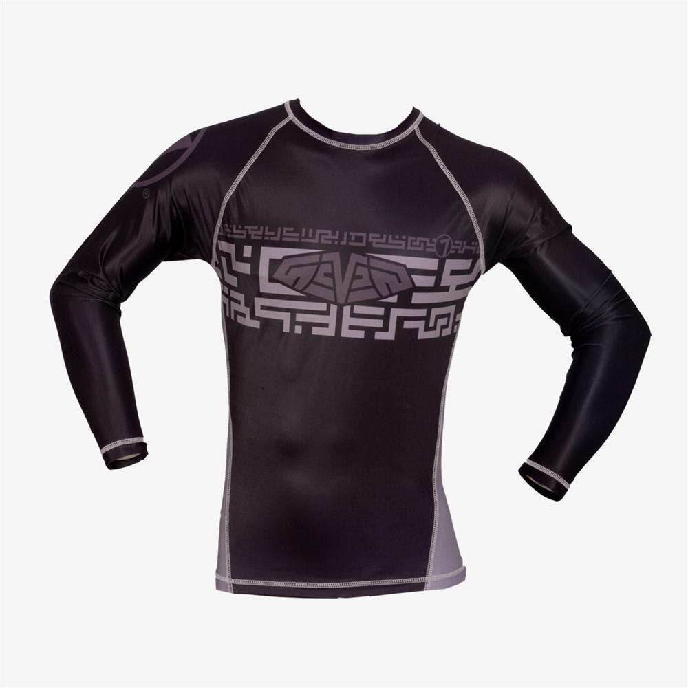 Seven Yukatan 7 Compression Rash Guard Longsleeve Shirt