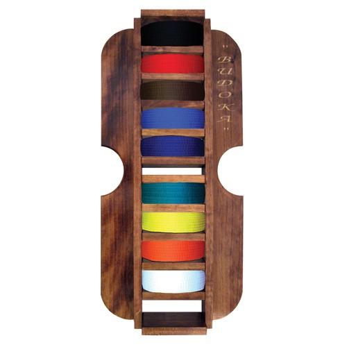 Budoka Martial Arts Belt Rack