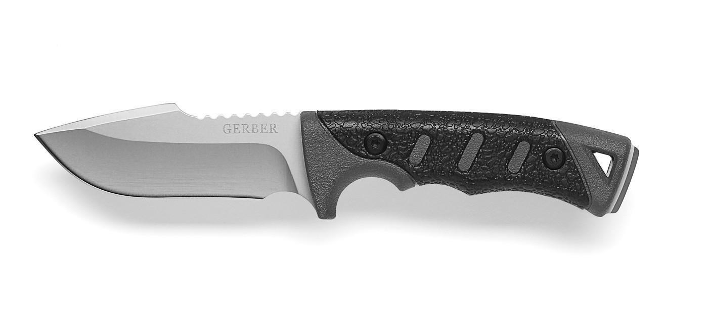 Gerber Metolius Fine Edge Blade Drop Point Pocket Folder Knife