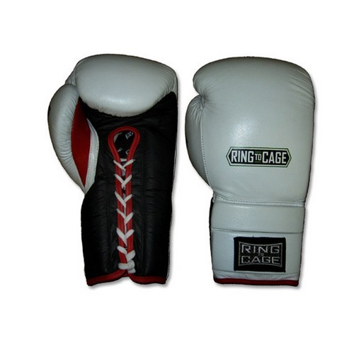Ring to Cage MiM Lace-up Foam Sparring Gloves