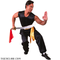 Southern Style 100% Silk Kung Fu Uniform