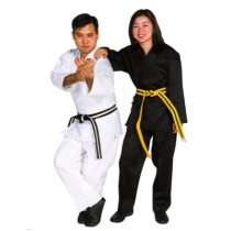 Middleweight Poly / Cotton Traditional Karate Uniform