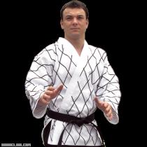 Martial Arts Elite Diamondback Hapkido Uniform Top