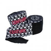 "Century Boxing 108"" Skull Print Hand Wraps"