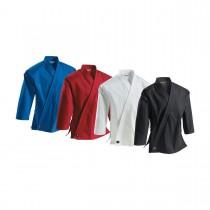 8 oz. Brushed Cotton Traditional Karate Jacket
