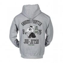 Century Martial Arts Jiu-Jitsu Fighter Hoodie Jacket