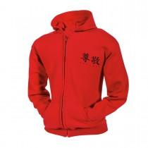 Century Martial Arts Respect Kanji Zip Up Hoodie Jacket