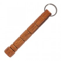 Deluxe Wood Hestitan Keychain