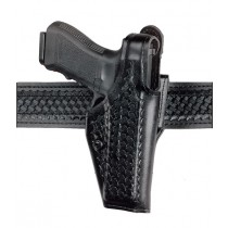 """Safariland Ruger Security Six Holster """"Top Gun"""" 200 Level I Mid-Ride Retention"""