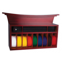 Martial Arts Executive Belt Display Shelf