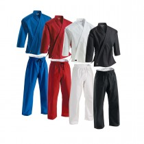 10 oz. Super Middleweight Brushed Cotton Uniform