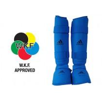 Adidas WKF Shin & Instep Guard Protector