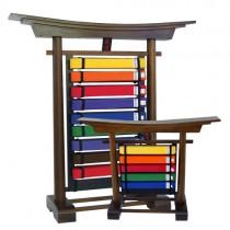 Budo Free Standing Martial Arts Belt Display Rack