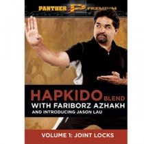 Hapkido Blend DVD Series with Fariborz Azhakh