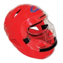 Macho Genesis Sparring Headgear with Faceshield Included