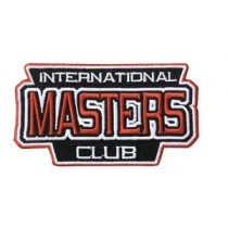 Martial Arts International Masters Club Patch