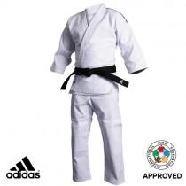 Adidas IJF Judo Elite GI Uniform (J730-ST-WH-IJF)