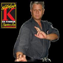 Ed Parker Jr. Signature Martial Arts Kenpo Uniform Gi