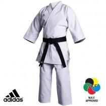 Adidas WKF Karate KATA Champion Gi - Japanese / Tournament Cut