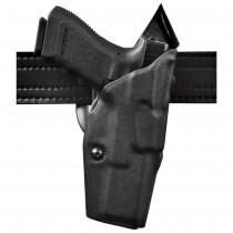 "Safariland 6390-83 Glock 17 W/ Dual Magazine Releases 4.5"" BBL Holster ALS Mid-Ride Level I Retention Duty"