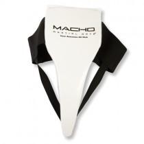 Macho Sewn Vinyl Female Groin Guard Protector